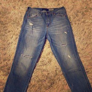 Aeropostel skinny jeans